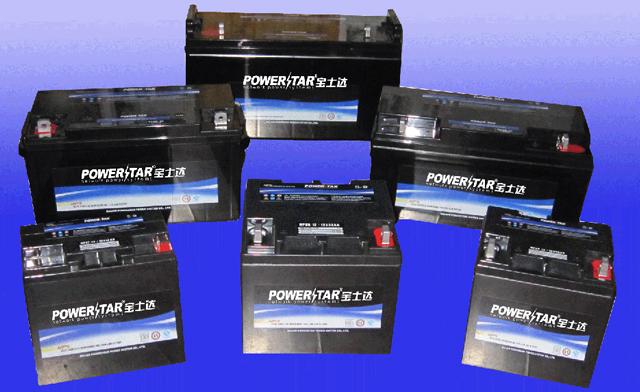 免维护胶体蓄电池-12VNPJ系列