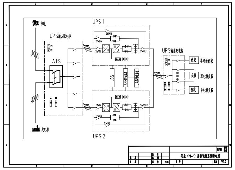 Parallel server redundancy power supply schematic diagram ccuart Gallery